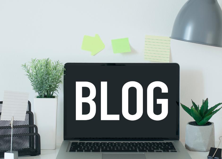 Was ist ein Blog? Wie funktioniert das Bloggen?