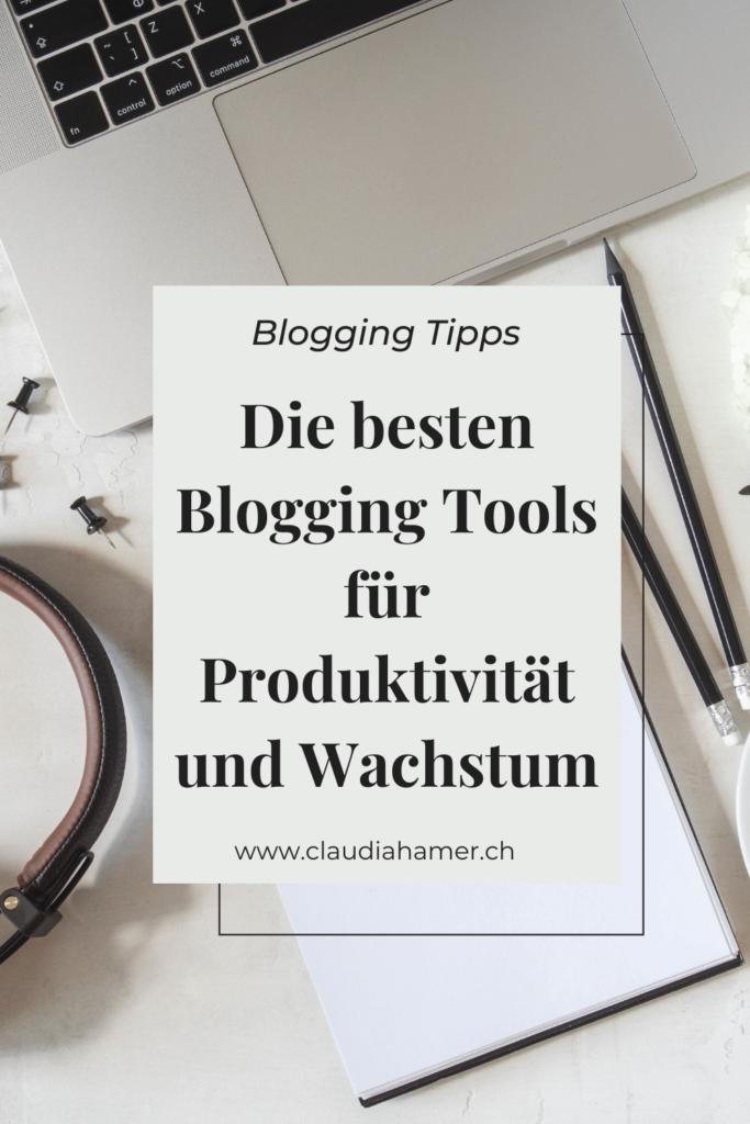 Die besten Blogging Tools