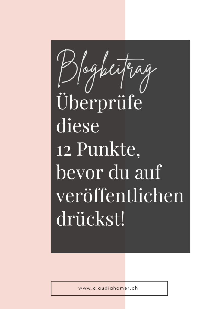 Pin-Grafik Blogbeitrag Geckliste