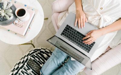 Wie du Bloggen und Urlaub machen in Einklang bringen kannst